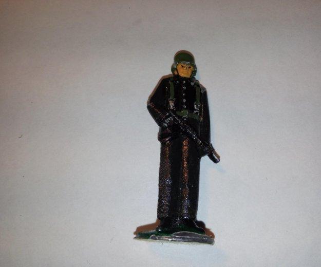 Коллекционный солдат. Фото 1. Москва.
