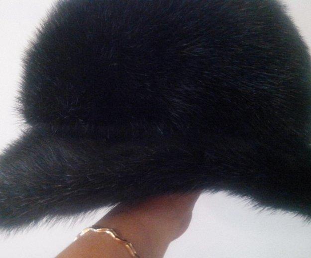 Шляпа норка. Фото 2. Коммунарка.