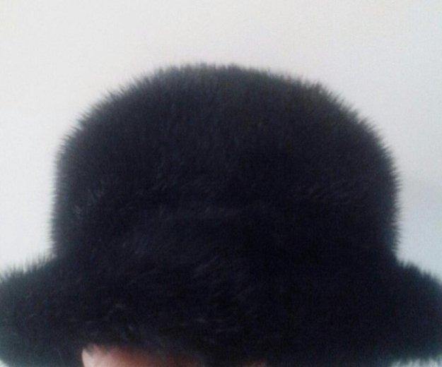 Шляпа норка. Фото 4. Коммунарка.