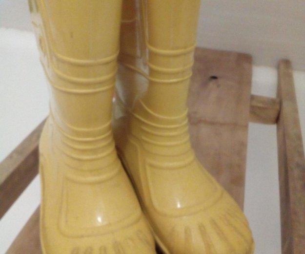 Детские резиновые сапоги. Фото 3.