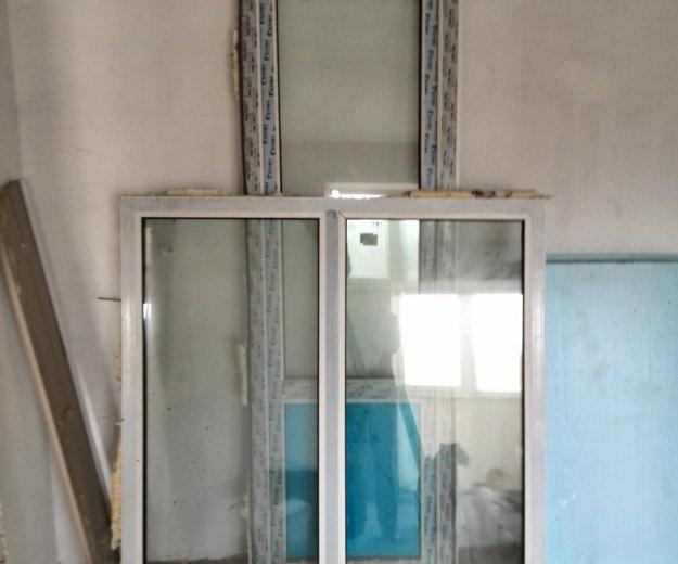 Балконное окно. Фото 1. Энгельс.