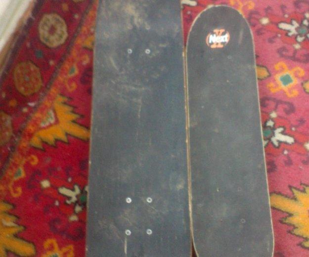 За 2 скеедборда. Фото 2. Сосновоборск.