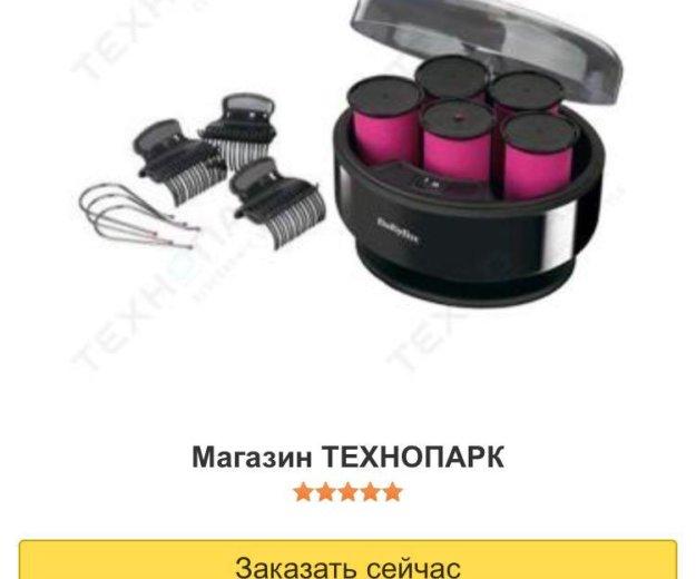 Бигуди babylis. Фото 3. Новоивановское.