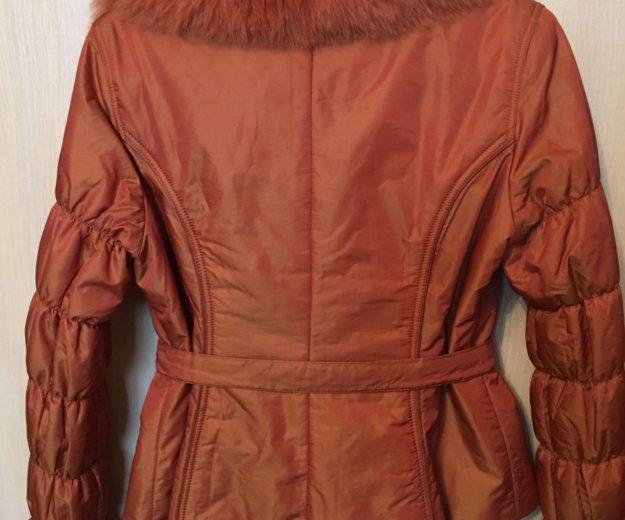 Куртка на синтепоне. Фото 1. Санкт-Петербург.