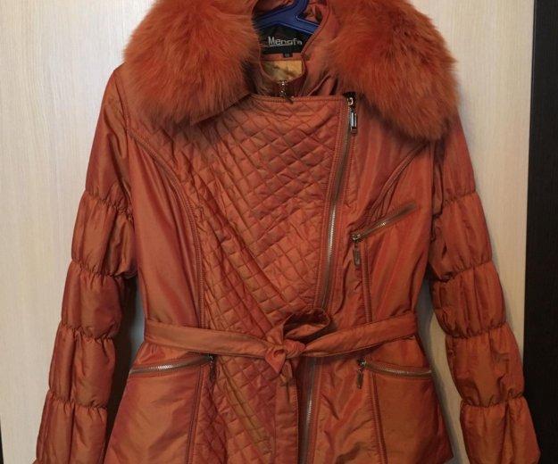 Куртка на синтепоне. Фото 2. Санкт-Петербург.