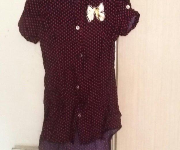 Рубашки на девочек новые. Фото 2. Калининград.