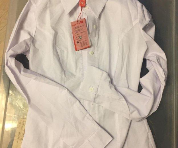 Блуза белая. Фото 1.