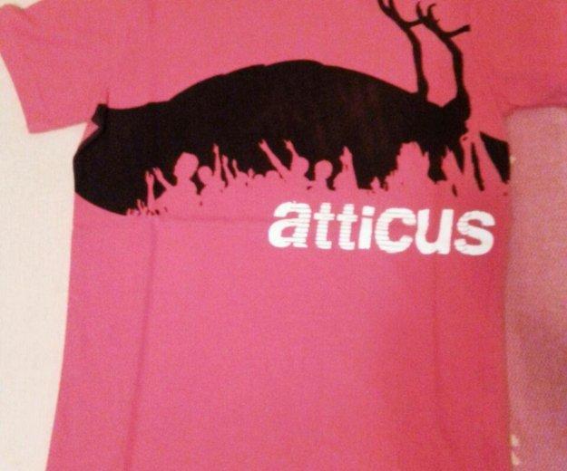 Новая футболка atticus. Фото 1. Новороссийск.