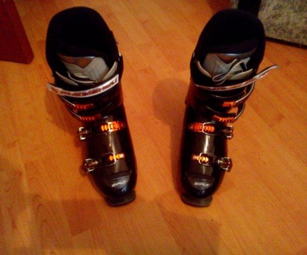 Горнолыжные ботинки. Фото 3.