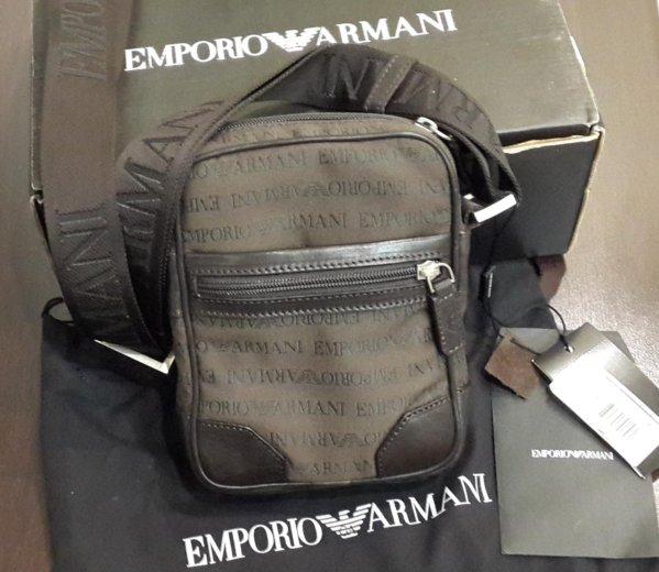 Emporio armani сумка мужская. Фото 1. Москва.