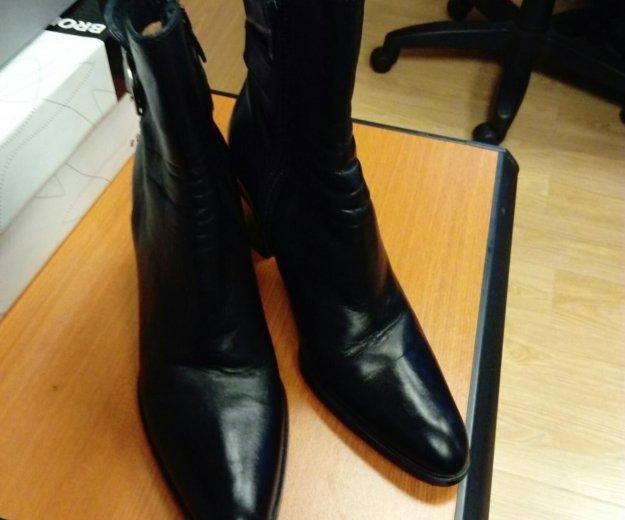 Кожаные саплги geox 37 размер. Фото 4. Москва.