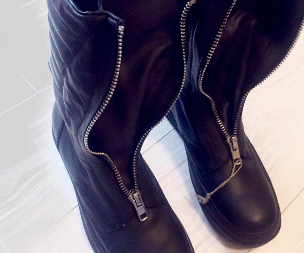 Ботинки мужские новые. Фото 1.