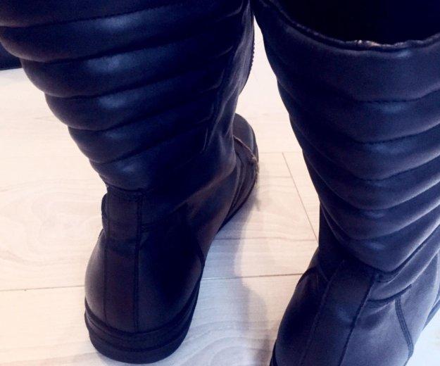 Ботинки мужские новые. Фото 2.