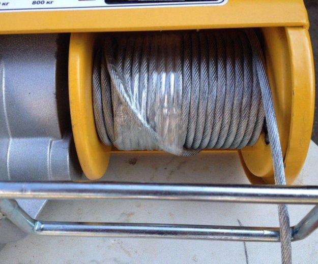 Тельфер электрический калибр этф-500. Фото 1.