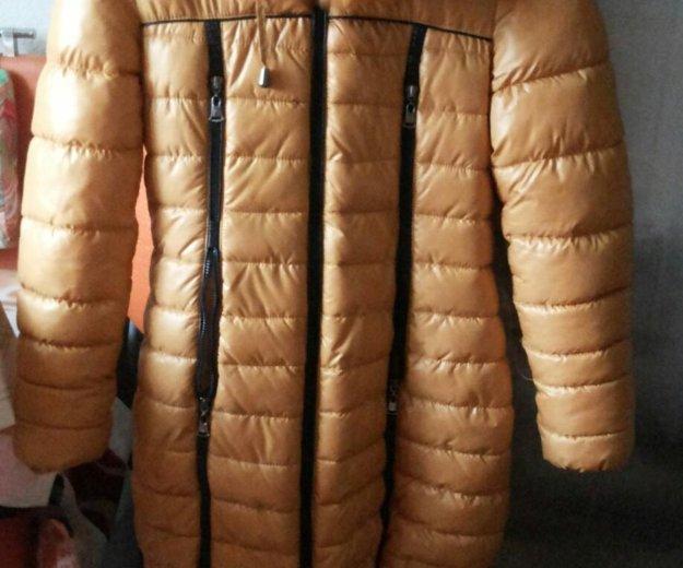 Куртка-пуховик. Фото 2. Москва.