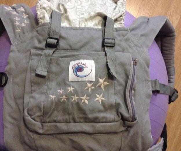 Ergo baby эрго рюкзак. Фото 2.