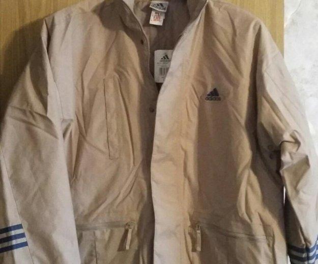 Куртка adidas l. Фото 1. Москва.