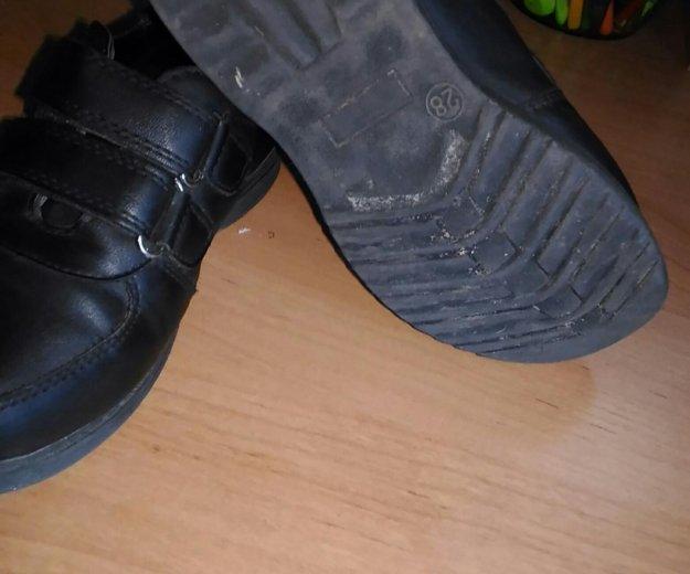 Ботинки. Фото 1. Петрозаводск.