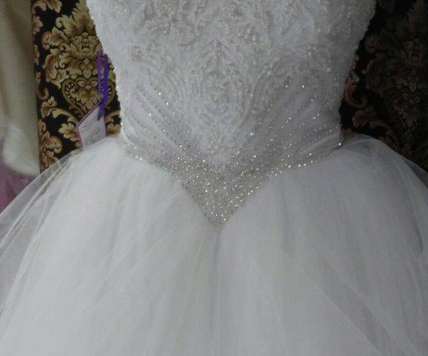 Свадебное платье. Фото 1. Архангельск.