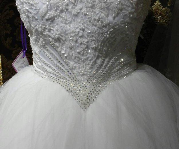 Свадебное платье. Фото 3. Архангельск.
