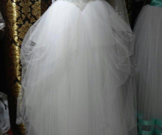 Свадебное платье. Фото 4. Архангельск.