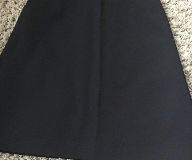 Чёрная юбка трапеция .. Фото 1. Одинцово.