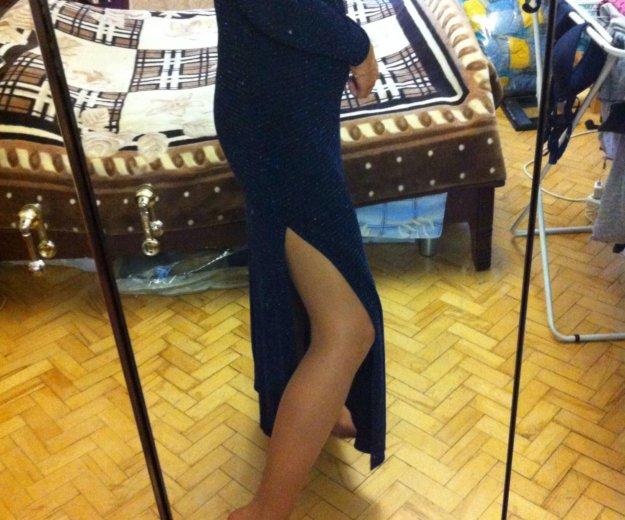 Вечернее платье 48р. Фото 1. Москва.