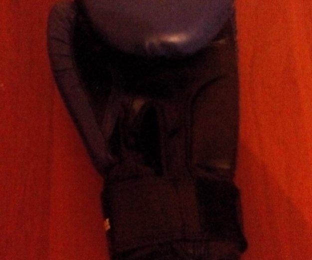 Боксёрские перчатки. Фото 2.