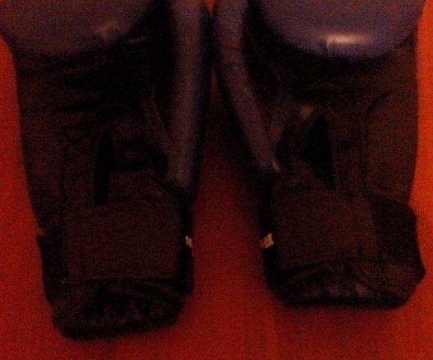 Боксёрские перчатки. Фото 4.