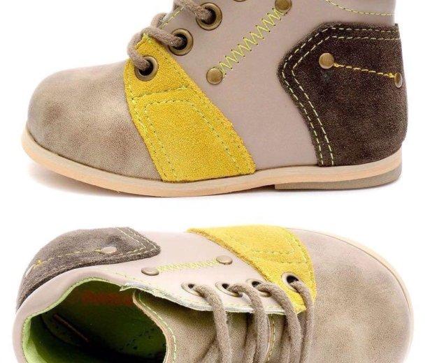 Ортопедические ботинки. Фото 4. Волжский.