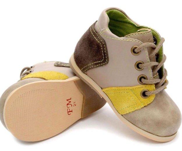 Ортопедические ботинки. Фото 2. Волжский.