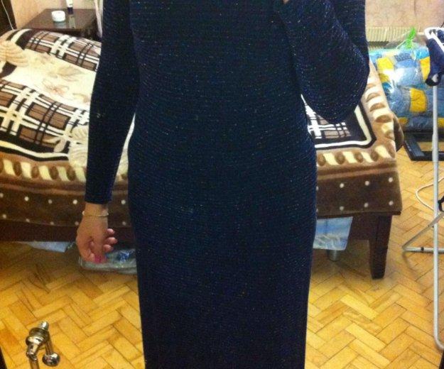 Вечернее платье 48р. Фото 2. Москва.