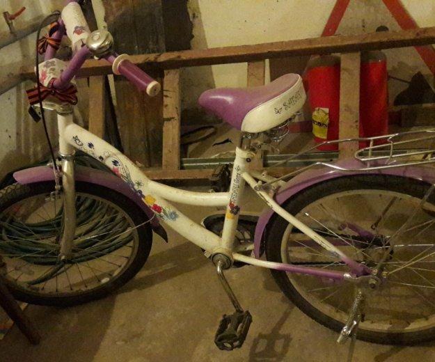 Велосипед детский. Фото 1. Тольятти.
