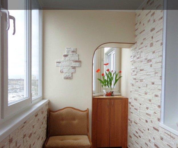 Остекление балконов под ключ, пристраиваем балконы. Фото 3. Иркутск.