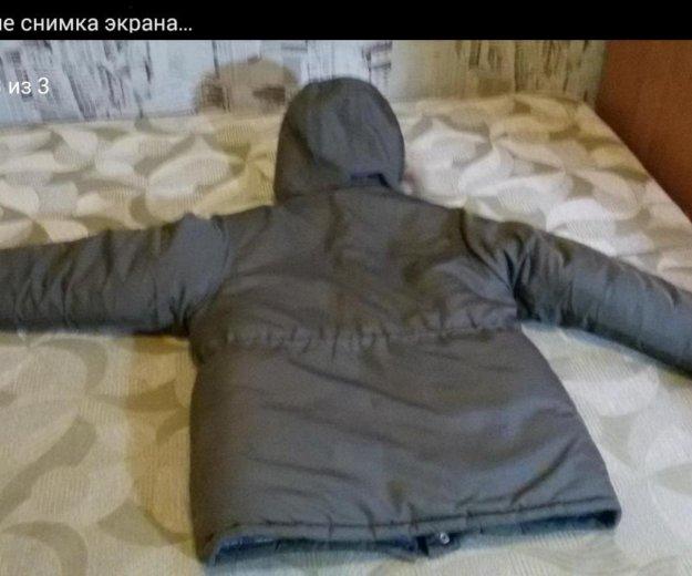 Теплая, зимняя куртка. Фото 1. Нижнекамск.