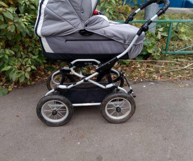 Коляска-люлька baby care. Фото 4.