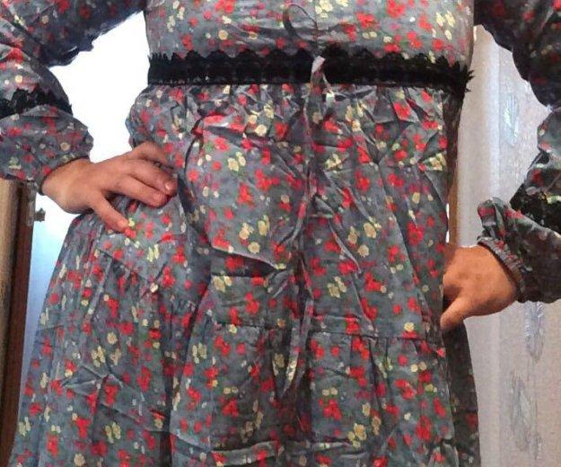Летние платья. Фото 1. Московский.