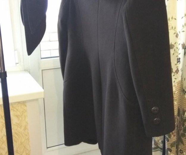 Зимнее пальто р-р 44 (теплое). Фото 3. Тюмень.