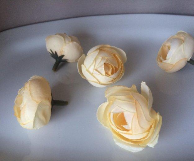 Искусственные цветы, бутоны. Фото 2. Санкт-Петербург.