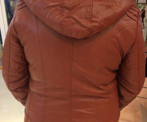 Куртка осень-зима. Фото 1. Челябинск.