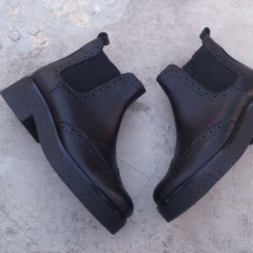 Женские ботинки. Фото 1. Москва.