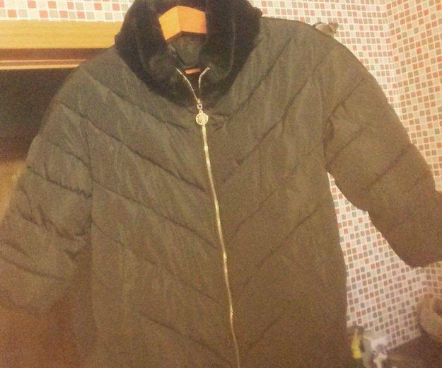Зимняя куртка(стильная). Фото 1. Санкт-Петербург.