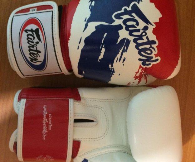 Боксерские перчатки fairtex thai pride bgv1. Фото 1. Москва.