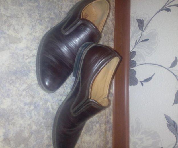 Мужские туфли. Фото 1. Альметьевск.