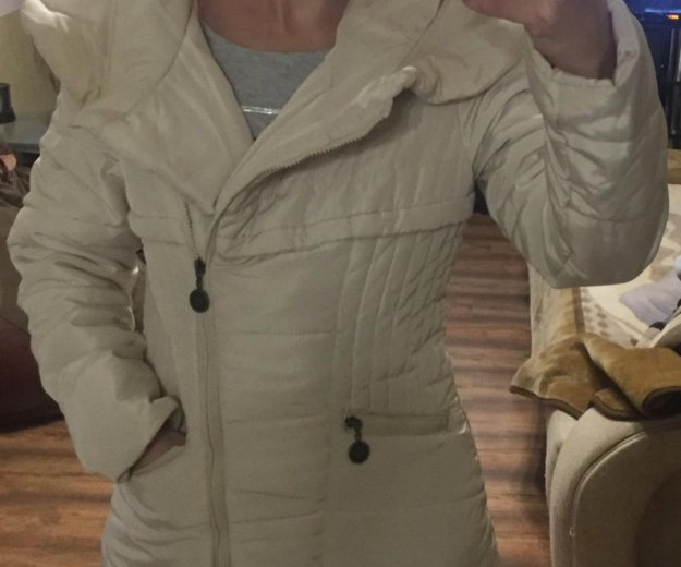 Пуховая куртка. Фото 1.