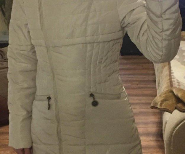 Пуховая куртка. Фото 3.