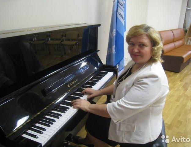 Уроки игры на фортепиано. Фото 1. Москва.