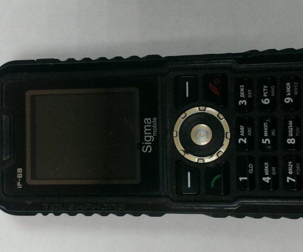 Телефон sigma. Фото 1. Феодосия.