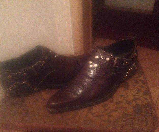Ботинки мужские. Фото 1. Оренбург.