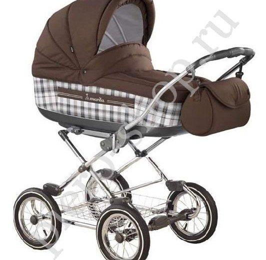 Детская коляска roan marita 2в1. Фото 1.